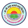 Deen Dayal Upadhyay Gorakhpur University Recruitment 2018-19