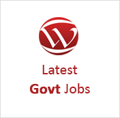 Latest govt jobs, Central & State Government Jobs