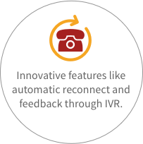 Automatic reconnect feature