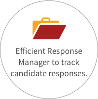 Identify and shortlist candidates with PM scores